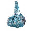 "Beachbag ""Goa-MEH"" Ikat"