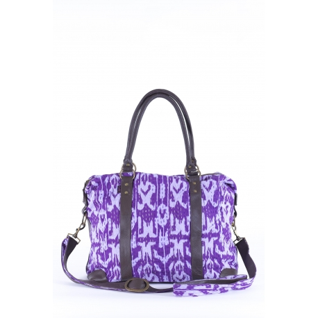 "24H Bag ""Cochin"" Ikat"